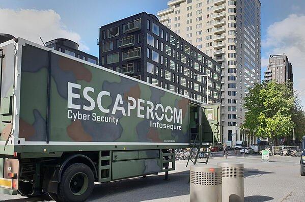 Cybersecurity escaperoom